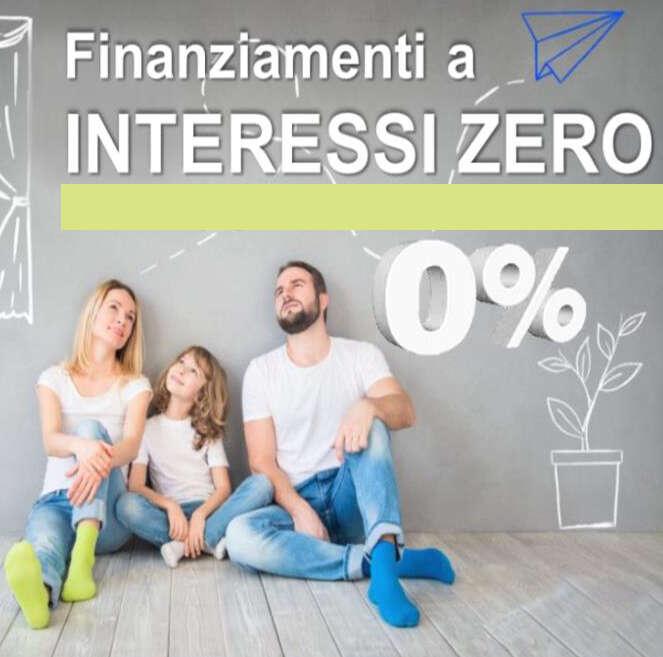 Finanziamento interessi zero